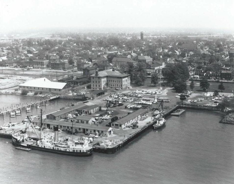 Old Holt Dock Photo